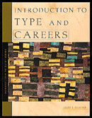 Introduction to Type®  and Careers Myers-Briggs Type Indicator® book